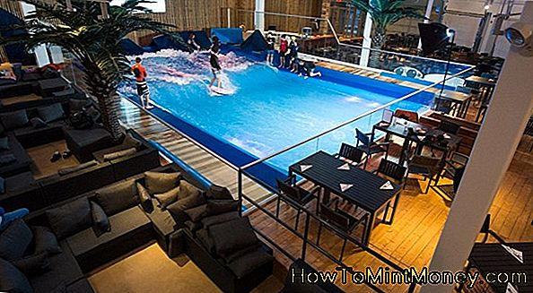 Surfing Inside A Mall?