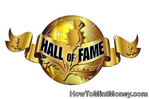Top Sales Awards Winners og Inductees til Sales Hall of Fame