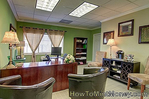 Home Business Office Space - maksusoodustus