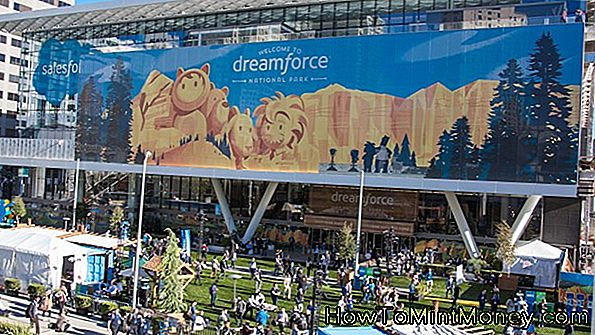 Dreamforce Cloud Computing-Ereignis
