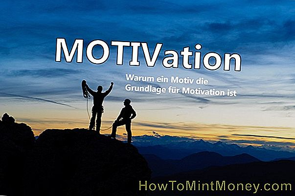 Motivation ist…