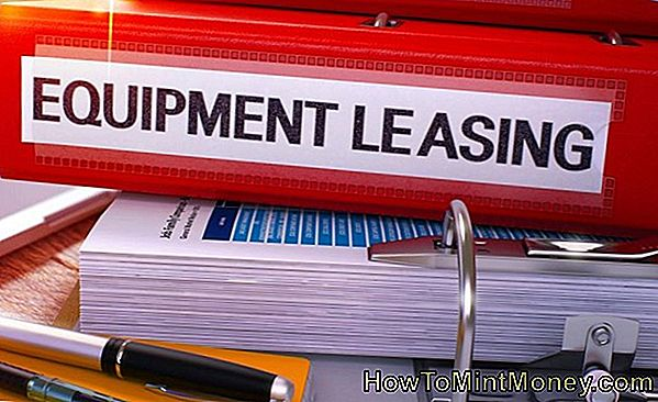Equipment Leasing Finanzierung