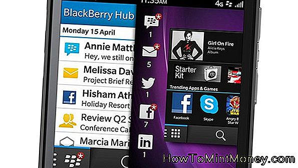 Mobile Business App-Zusammenfassung: BlackBerry