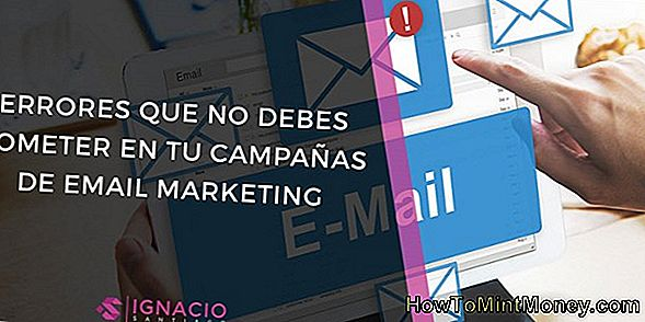10 Errores comunes de marketing para evitar