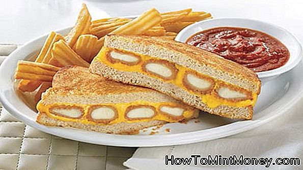 Denny's New Grilled Cheese Sizzles en Internet