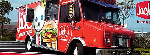 Jack in the Box Jumps On Food Truck Craze