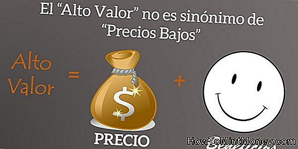 Valor = Beneficios - Costo