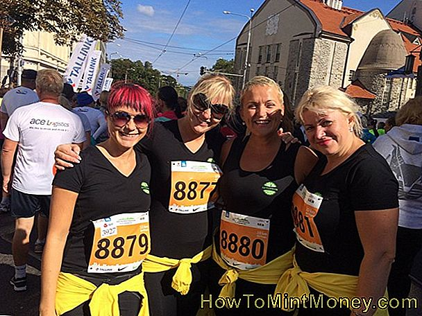 Koolitus Maratonile McDonald's Steady Dietis