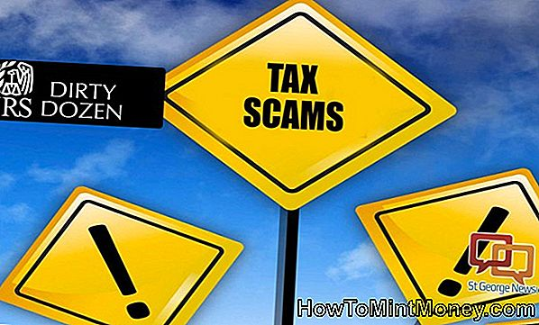 IRS Dirty Dozen Tax Scams: Tagasi ettevalmistamise pettus