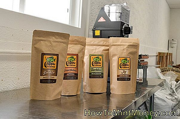 Coffee Powered Home Based Business?